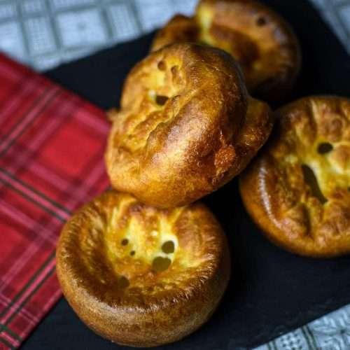 Sourdough Yorkshire Puddings