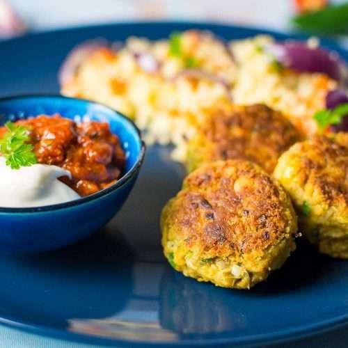 Middle Eastern Falafel