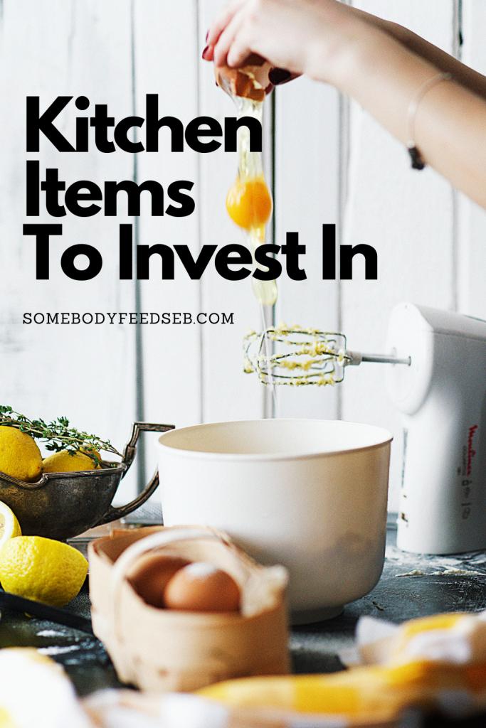 Top 10 Kitchen Items