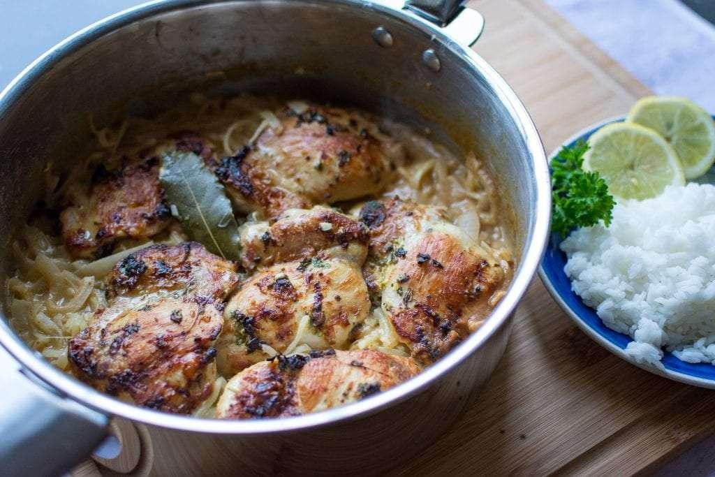 Chicken Yasse