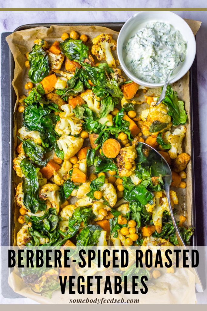 Berbere Cauliflower