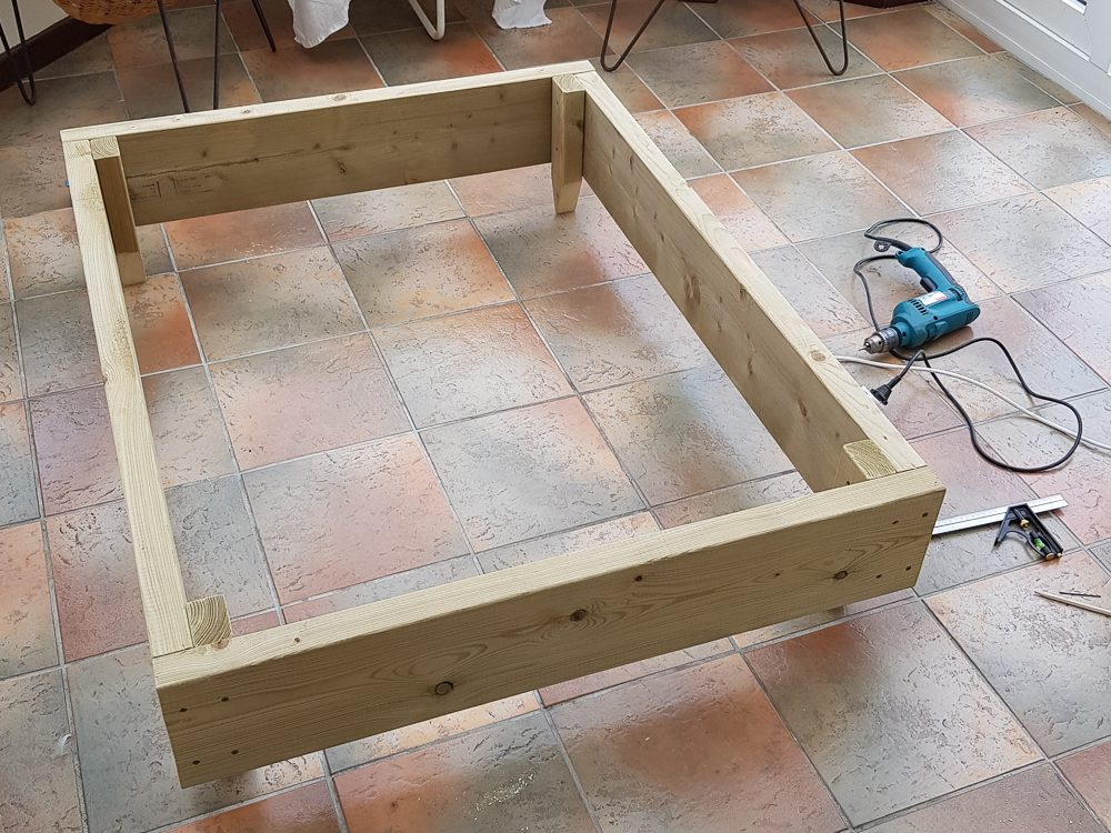 Build Raised Beds