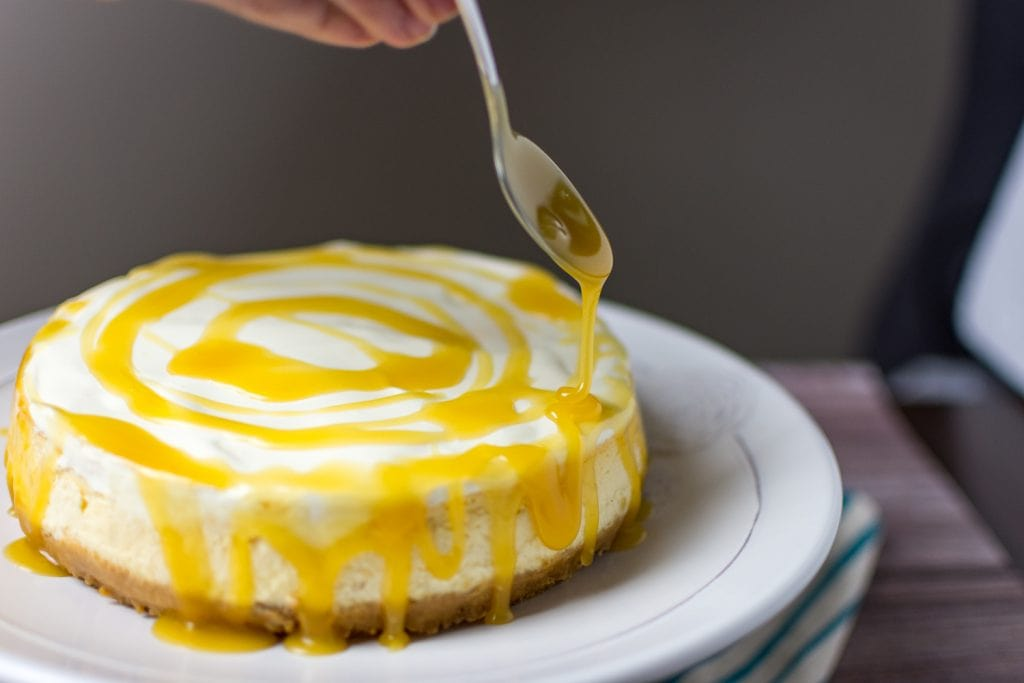 Prevent Cheesecake From Cracking