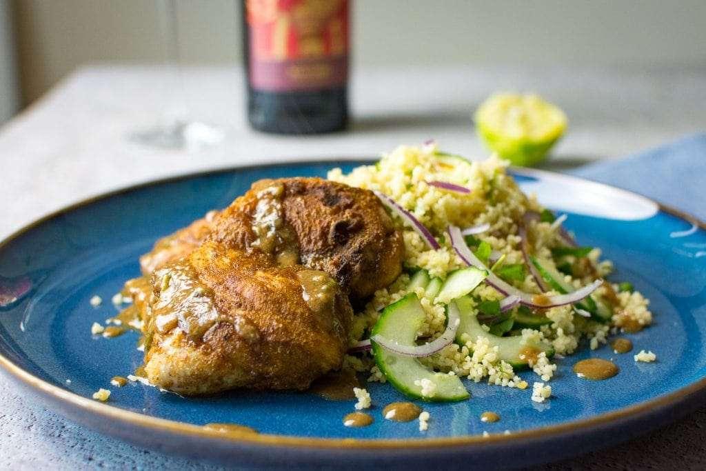 Ras el Hanout Chicken